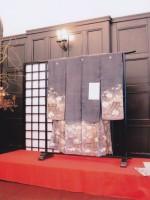 きものにみる日本の刺繍世界の刺繍