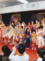 健やかな成長と幸せを願って きもので綴る子供歳時記