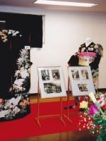 明治・大正・昭和の婚礼衣裳展